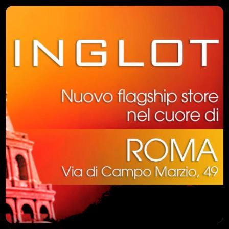 inglot roma
